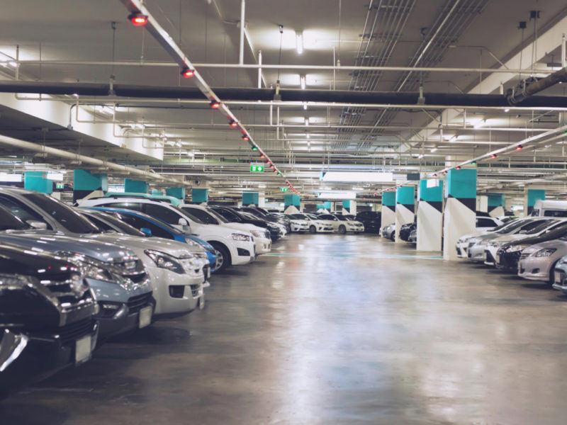 Consejos para alquilar una plaza de garaje