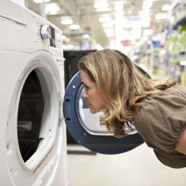 Consejos para comprar una lavadora eficiente