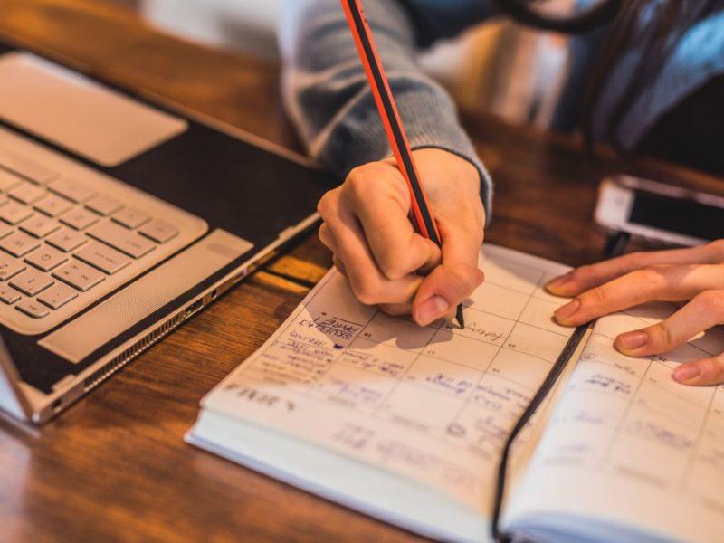 Aprende a gestionarte: Calendario de finanzas personales para el 2019