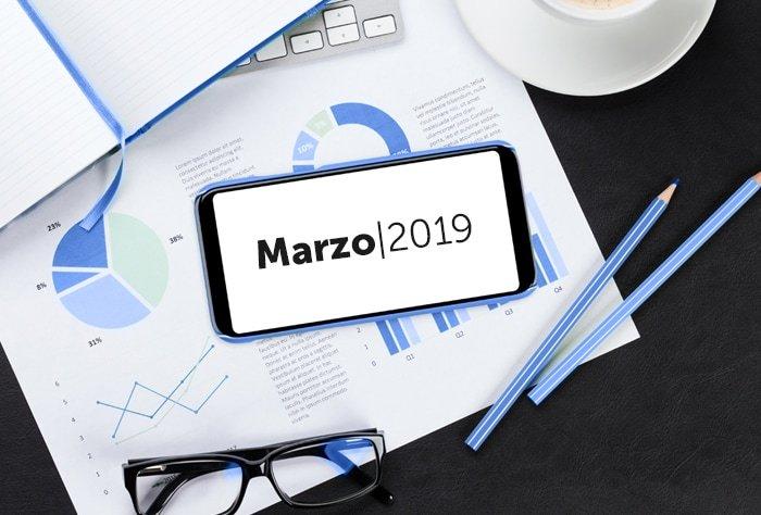 Informe o boletín Económico marzo 2019
