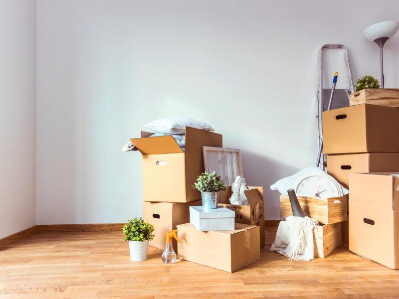Cambio de domicilio: cómo y a quién comunicarlo