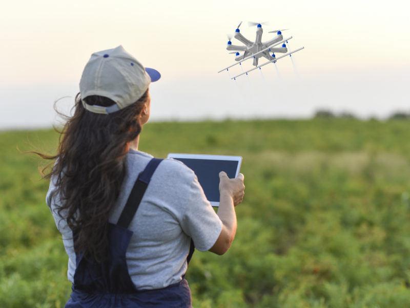 El Smart Farming y cómo la agricultura va a salvar el mundo