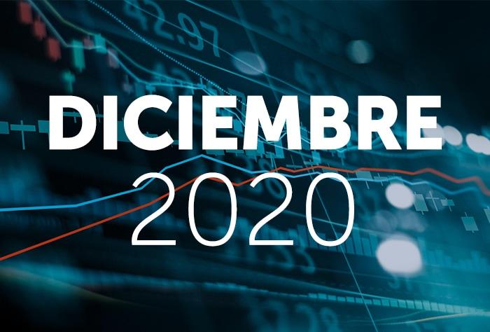 informe económico diciembre 2020
