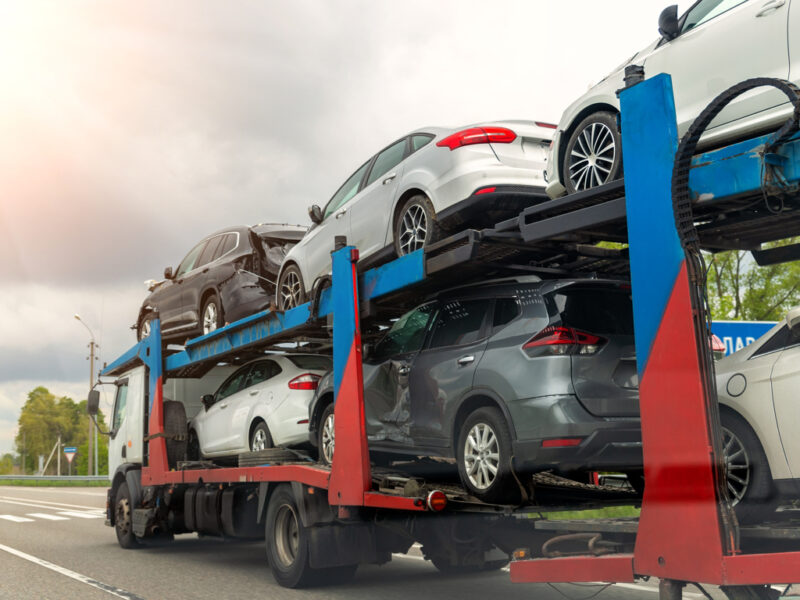 Valoración de coche siniestro por las aseguradoras