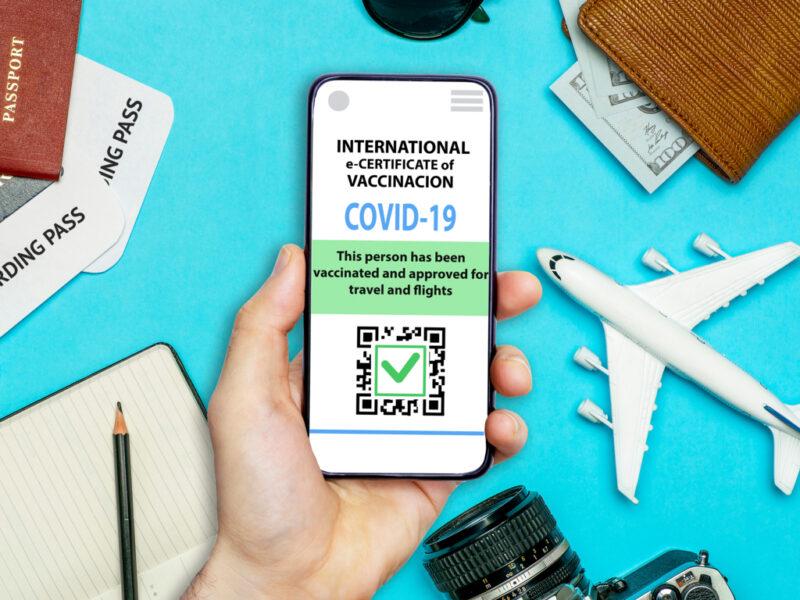 Viajar en verano 2021 con o sin pasaporte COVID