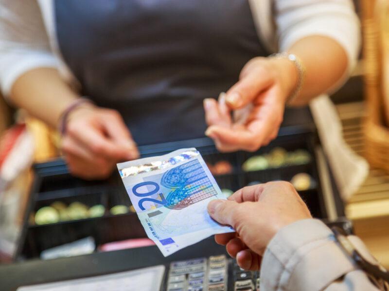 Nuevo límite para el pago máximo en efectivo